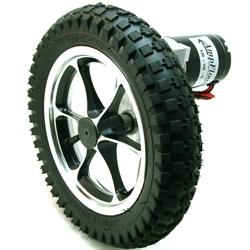 Wheel motors for Robot motors and wheels